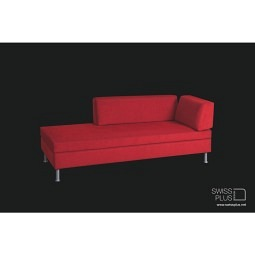 Bettsofa Mod. Bed for Living Doppio von Swiss Plus