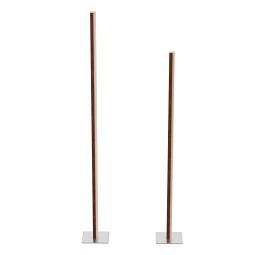Stehleuchte Mod. Eiger 2 - Höhe 182 cm - Nussbaum